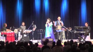 Abhi na jao chhor kar By Sangita dave Rajesh panwar North Carolina 2015