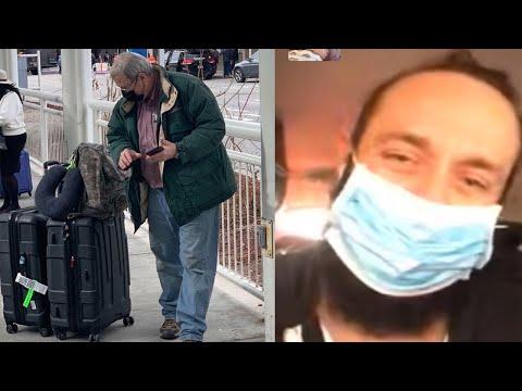 Utahn Son & Father In Emergency Evacuation From The Coronavirus