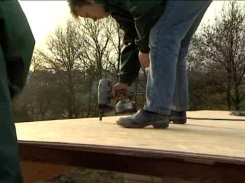 Tuinhuis met plat dak youtube