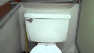 1489: 1974 American Standard Cadet Toilet 3 HD Reshoot