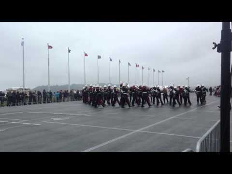 A Life on the Ocean Wave - The Band of Her Majesty's Royal Marines Plymouth
