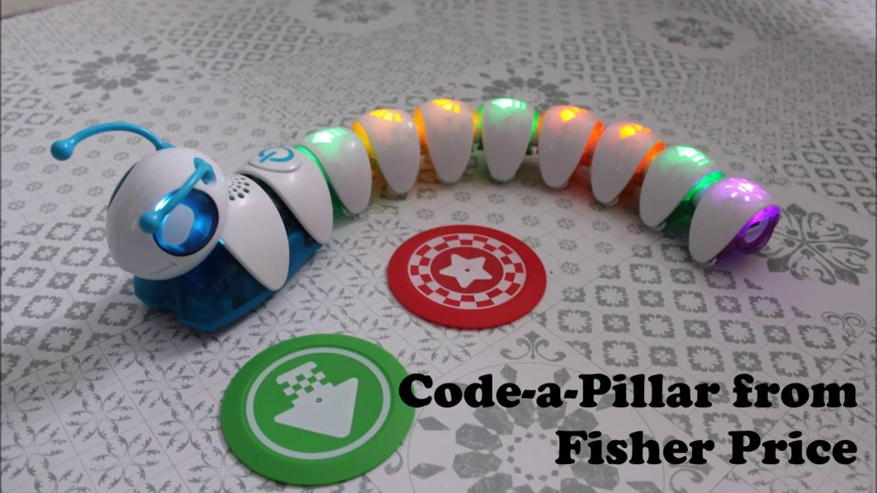fisher price code a pillar instructions