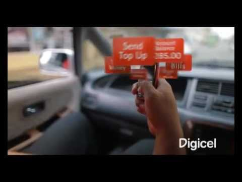 Introducing Beep & Go with Digicel Tonga. Money Transfers and NFC technology now in TONGA!