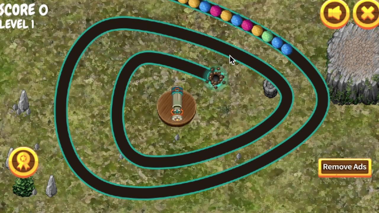Zuma Marble HD Game