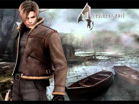 Музыка из игры resident evil 4
