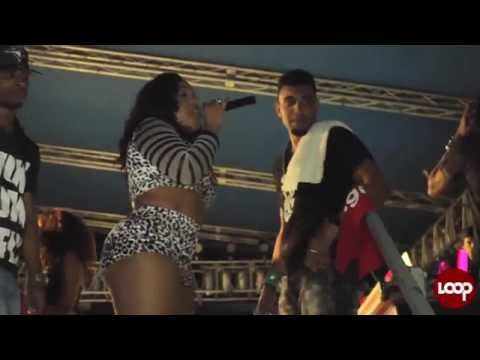 Destra Garcia - No To Elitism In Jamaica Carnival