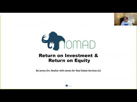 Return on Investment and Return on Equity