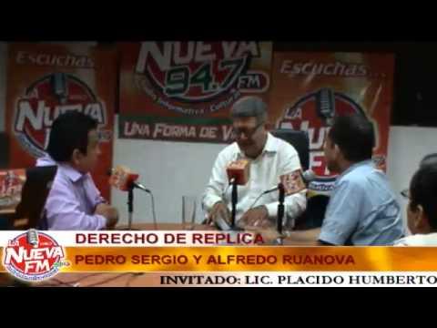 DERECHO DE REPLICA 18 DE SEPTIEMBRE DE 2013