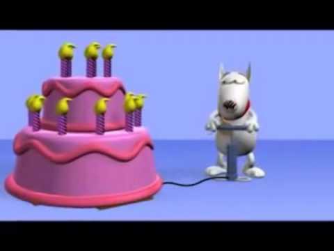 boldog szulinapot video Boldog Születésnapot! Tortás Kutya   YouTube boldog szulinapot video