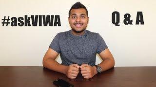 #askVIWA   Q & A #1 VIWA FOOD WORLD