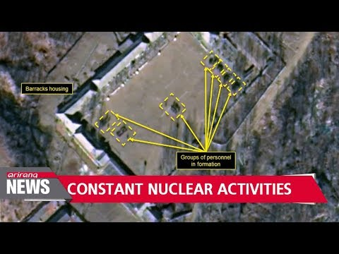 Constant activities observed at North Korea's Punggye-ri nuclear test site