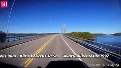 Kärkisten silta Jyväskylän Korpilahdella