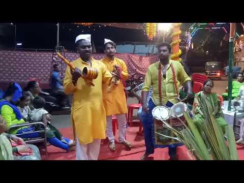 Aaicha Gondhal Sai Darbar Navratri Garba 2018 3rd Day Om Sai Ram 🙏🏻 (C)