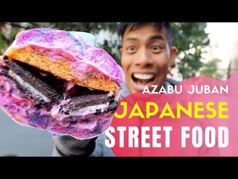 Hidden Japanese Street Food Tour Tokyo Azabu Juban