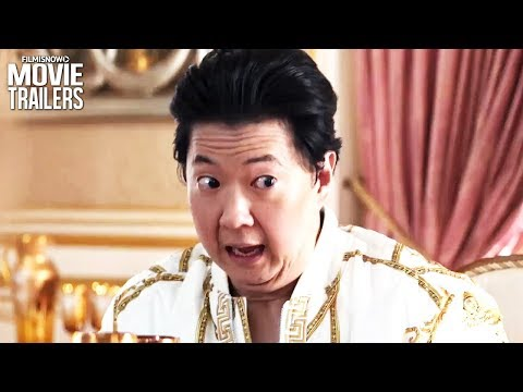 CRAZY RICH ASIANS Official Trailer NEW (2018) - Constance Wu, Henry Golding