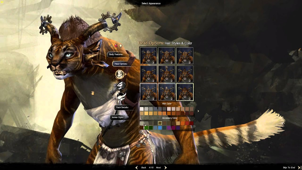 guild wars 2 how to get to other starting areas