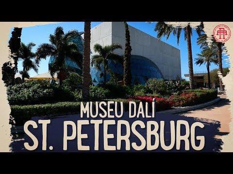 ST PETERSBURG + MUSEU DALI
