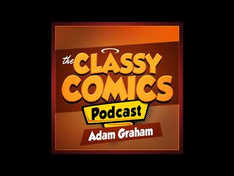 Classy Comics Podcast Episode 1: Silver Surfer: A Power Beyond Cosmic (Review)