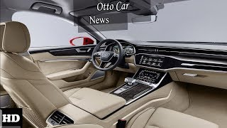 Hot News !!! 2018 Audi A6 Interior Overview