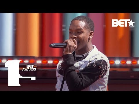 "Calboy Hits The BETX Live Stage & Performs ""Envy Me"" At BET Experience"