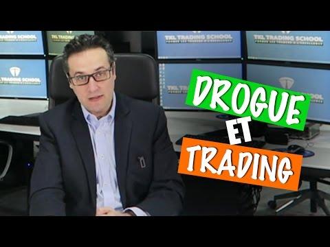 Faut-il se droguer pour réussir en Trading ?