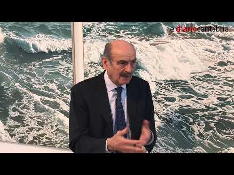 Entrevista al consejero de Obras Públicas y Vivienda del Gobierno de Cantabria José María Mazón
