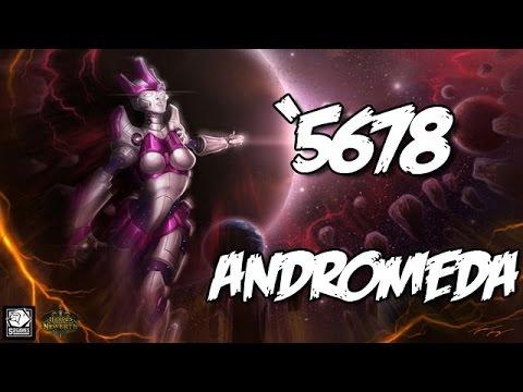 Hon เกรียนๆ Let's play Andromeda ฆ่าให้แม่งเลิกเล่น By ตั้น'5678