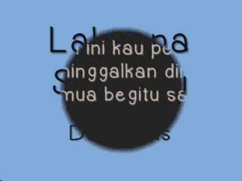 Dudy Oris - Laksana Surgaku [ Lirik ]
