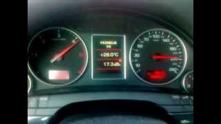 audi a4 b6 awx 1 9 tdi 0 220 km h pushing to the max soft by rogalotti
