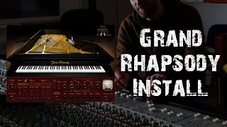 Waves Grand Rhapsody (How to Install)