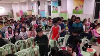 2017學年梨木樹天主教小學才藝表演 6A