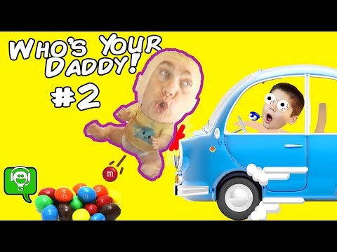 Who's Your Daddy Part 2 with HobbyKidsGaming