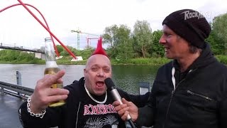 """Download lagu The Exploited - """"Jello Biafra and Henry Rollins are liars"""""""