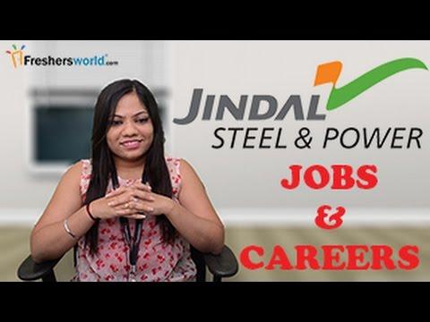 JINDAL – Steel & Power Ltd–JINDAL trainee jobs through GATE 2017, Exam  dates & results