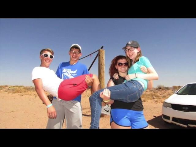 Group Mission Trip 2018 Montezuma Creek