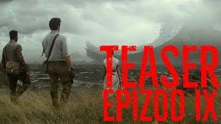 STAR WARS Epizod 9 – pierwszy teaser [ANG]