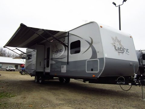 Great HaylettRV.com   2015 Light 308BHS Ultralite Bunkhouse Travel Trailer By Open  Range RV Amazing Design