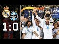 Cristiano Ronaldo sichert Real Titel: Real Madrid – Gremio 1:0 | Highlights | FIFA Klub-WM | DAZN