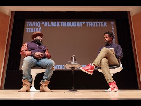"""The Brooklyn Conference: Touré and Tariq """"Black Thought"""" Trotter"""