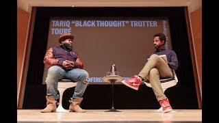 "The Brooklyn Conference: Touré and Tariq ""Black Thought"" Trotter"