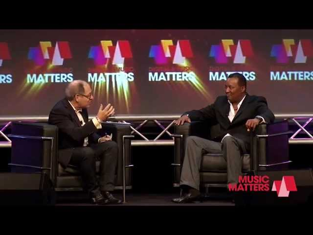 Music Matters 2013 - JT's manager Johnny Wright Interview
