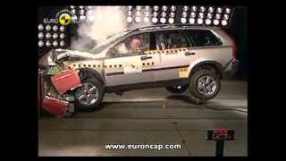 Euro NCAP _ Volvo XC90 _ 2003 _ Crash test