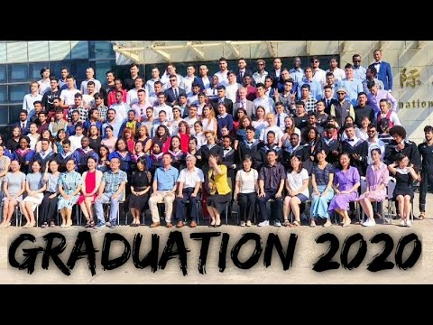 Nanchang University Graduation 2020