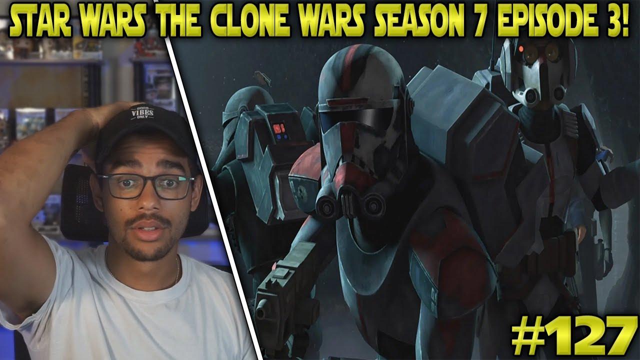Download Star Wars: The Clone Wars: Season 7 Episode 3 Reaction! - On the Wings of Keeradaks #127