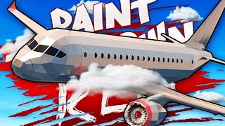 WHAT HAPPENED AT THE AIRPORT? (Paint the Town Red - Best Workshop Levels Gameplay)