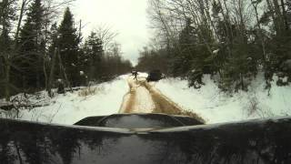 P.O.R.N Pirate offroad Nation Topless Run 2016
