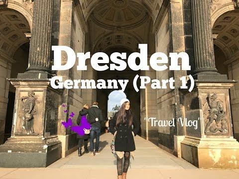 How to enjoy Dresden | Jalan-jalan ke kota Dresden | Part 1