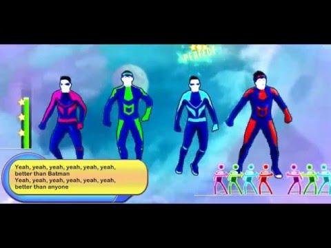 Just Dance with Jesus You're My Superhero by Hillsongs Kids