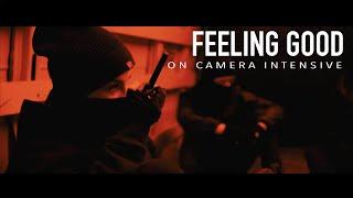 Feeling Good REMIX by Nina Simone | Larinee Movsessian Choreography