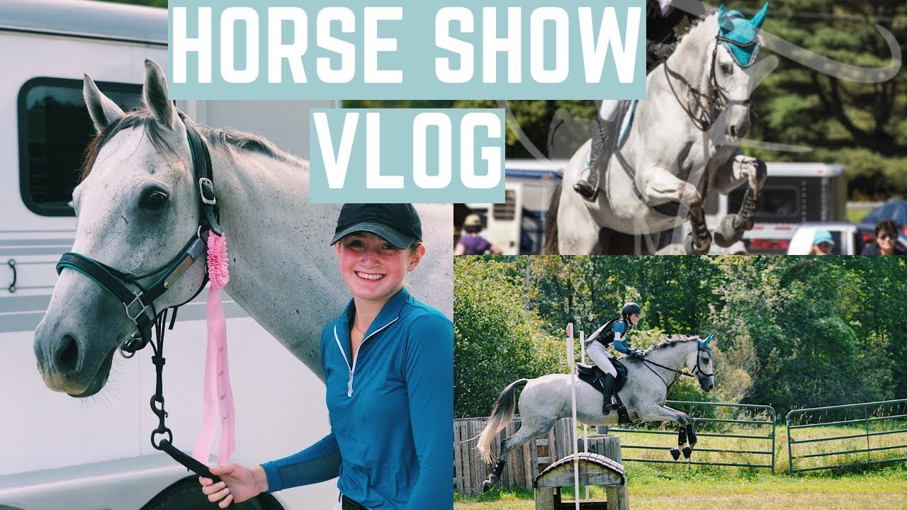 HORSE SHOW VLOG // FIRST NOVICE
